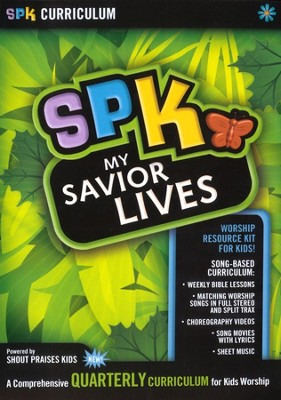 SPK Curriculum-My Savior Lives   -