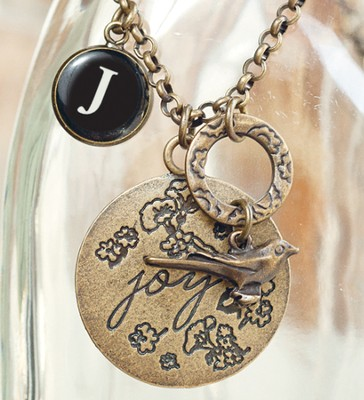 Fullness of Joy Pendant  -