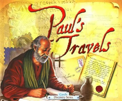 Paul's Travels  -     By: Tim Dowley