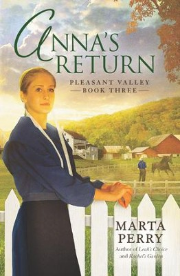 Anna's Return: Pleasant Valley Book Three - eBook  -     By: Marta Perry