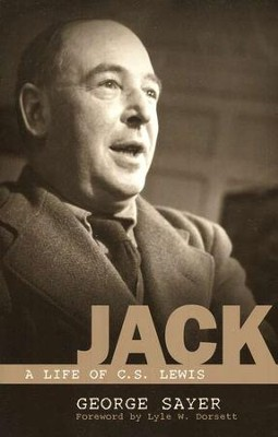 Jack: A Life of C.S. Lewis  -     By: George Sayer