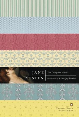 The Complete Novels: (Penguin Classics Deluxe Edition) - eBook  -     By: Jane Austen