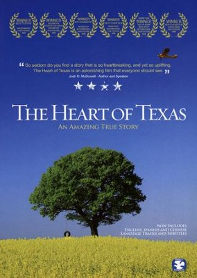 The Heart of Texas DVD   -