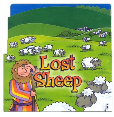 Lift The Flap: Lost Sheep  -     By: Juliet David