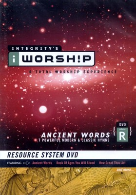 iWorship Resource System DVD, Volume R   -
