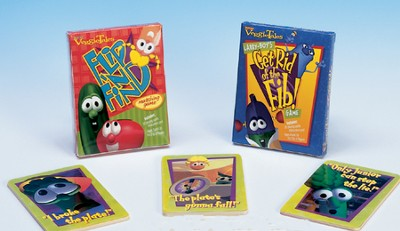 VeggieTales Card Game Pack   -