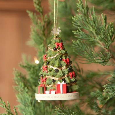 Tree to Cross Ornament  -