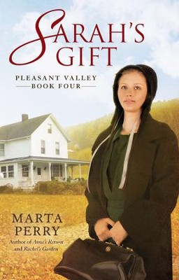 Sarah's Gift - eBook  -     By: Marta Perry