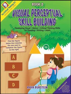 Visual Perceptual Skill Building Grades 2-3 Ability  Book 2  -     By: Raya Burstein