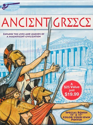 Ancient Greece Discovery Kit  -
