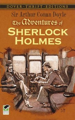Adventures of Sherlock Holmes  -     By: Sir Arthur Conan Doyle