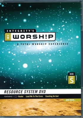 iWorship Resource System DVD, Volume S   -