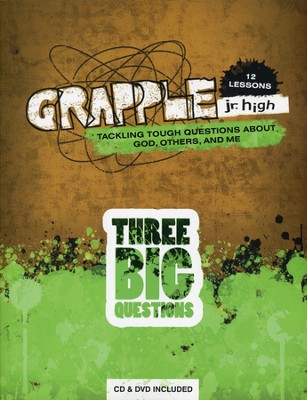 Grapple Jr.High: Three Big Questions  -