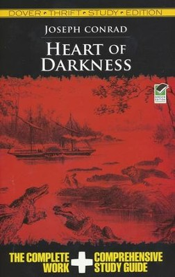 Heart of Darkness, Dover Thrift Study Edition  -     By: Joseph Conrad