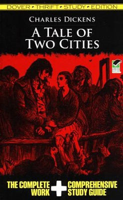 A Tale of Two Cities, Thrift Study Edition  -     By: Charles Dickens