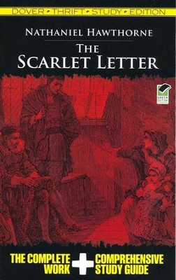 The Scarlet Letter, Dover Thrift Study Edition  -     By: Nathaniel Hawthorne