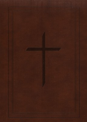 ESV Ryrie Study Bible, Brown Soft-Touch  -     By: Charles C. Ryrie