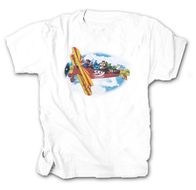 Sky VBS T-Shirt, Adult 2XL, 50-52   -