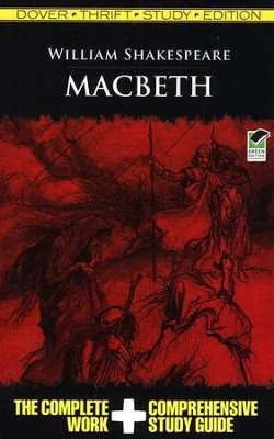 Macbeth Thrift Study Edition  -     By: William Shakespeare