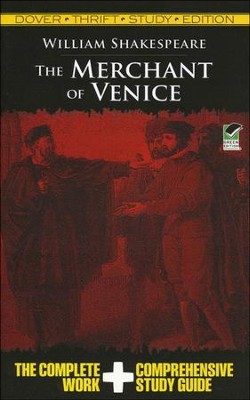 The Merchant of Venice Thrift Study Edition  -     By: William Shakespeare