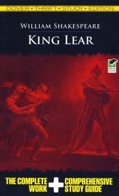 King Lear, Thrift Study Edition  -     By: William Shakespeare