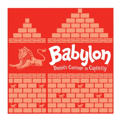 Babylon Banduras, Tribe of Simeon, Package of 12   -