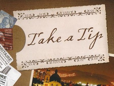 Take a Tip, Pack of 25 Tracts    -     By: Good News Publishers