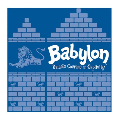 Babylon Banduras, Tribe of Gad, Package of 12   -