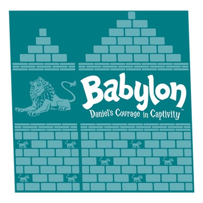 Babylon Banduras, Tribe of Reuben, Package of 12   -