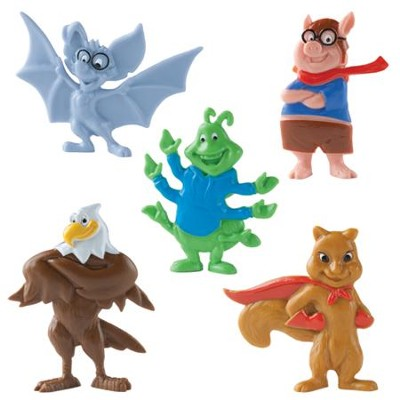 Sky VBS Bible Memory Buddies Set of 5  -