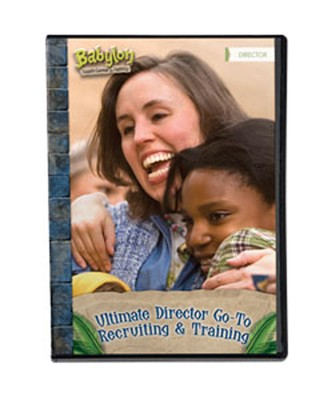 Babylon Ultimate Director Go-To Recruiting & Training DVD  -