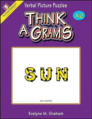 Think-A-Grams Grades 4-6 Ability Book A2   -