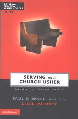 Serving as a Church Usher   -     By: Dr. Leslie Parrott