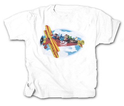 Sky VBS T-Shirt, Child Large, 14-16   -
