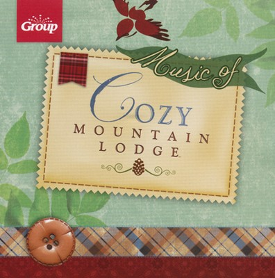 Cozy Mountain Lodge, Women's Retreat: Music CD   -