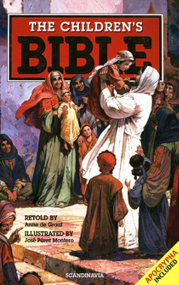 Children's Bible With the Apocrypha   -