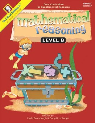 Mathematical Reasoning, Level B, Grade 1   -