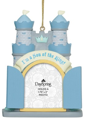 Son of the King, Photo Ornament  -