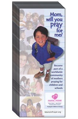 Ministry Prayer Card, 25 Pack   -     By: Fern Nichols