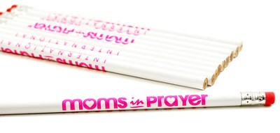Moms in Prayer Pencil - 10 Pack   -