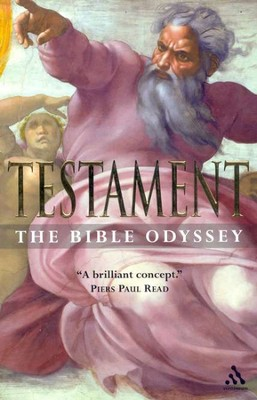 Testament: The Bible Odyssey   -     Edited By: Philip Law     By: Philip Law, ed.