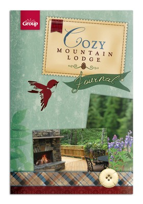 Cozy Mountain Lodge, Women's Retreat: Journal   -