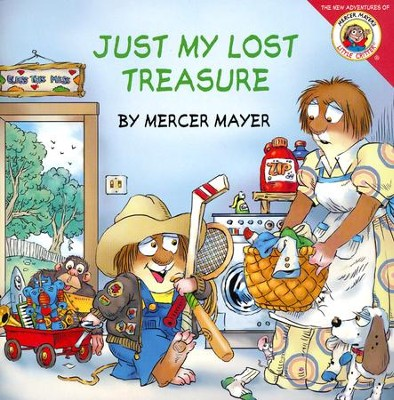 Little Critter: Just My Lost Treasure  -     By: Mercer Mayer     Illustrated By: Mercer Mayer