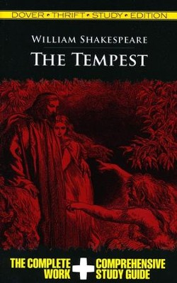The Tempest, Thrift Study Edition  -     By: William Shakespeare