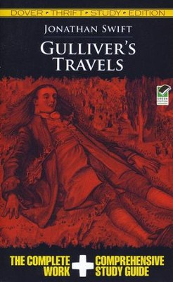 Gulliver's Travels, Thrift Study Edition  -     By: Jonathan Swift