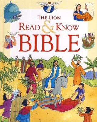 The Lion Read & Know Bible  -     By: Sophie Piper;     Illustrated By: Anthony Lewis