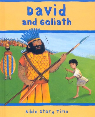 David and Goliath  -     By: Sophie Piper, Estelle Corke