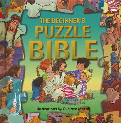 The Beginner's Puzzle Bible   -