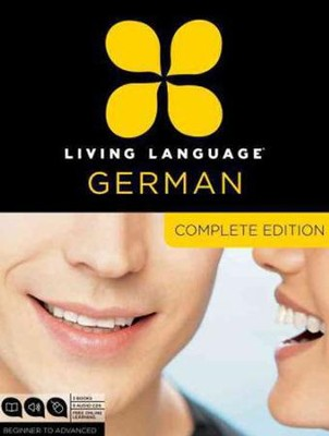 Living Language German, Complete Edition   -     By: Living Language