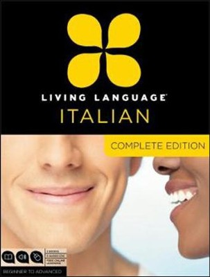 Living Language Italian, Complete Edition   -     By: Living Language